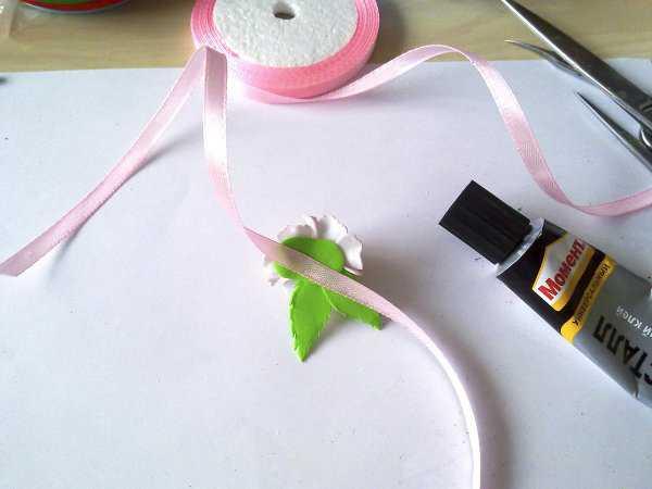 Декорирование пасхального яйца: шаг 11
