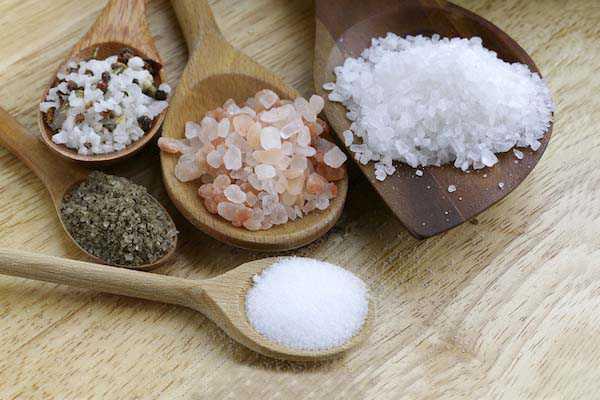 Полезна или вредна соль?