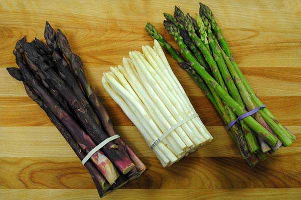Спаржа: польза, диетические рецепты